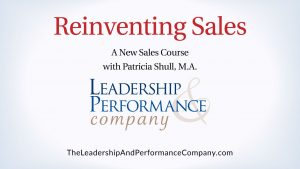 Reinventing Sales - A Sales Course